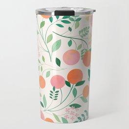 Vanilla Peaches Travel Mug