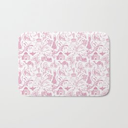 Arabian Nights // Blush Pink Bath Mat