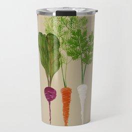 beet carrot parsnip Travel Mug