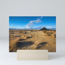 Desert Views Mini Art Print