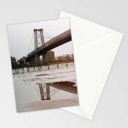 Williamsburg Bridge Stationery Cards