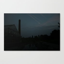 Shooting stars? Canvas Print