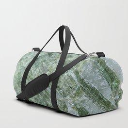 Green Tourmaline Duffle Bag
