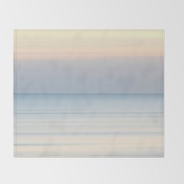Ocean Sunrise Throw Blanket