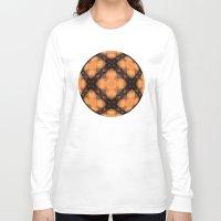 darren criss Long Sleeve T-shirts featuring Criss Cross by Lyle Hatch