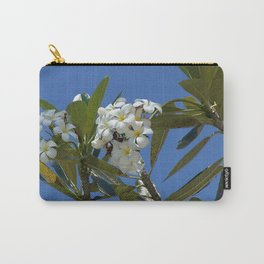 Plumerias (Bali, Indonesia) Carry-All Pouch