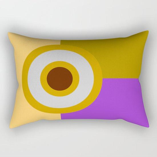 Alina #5 Rectangular Pillow