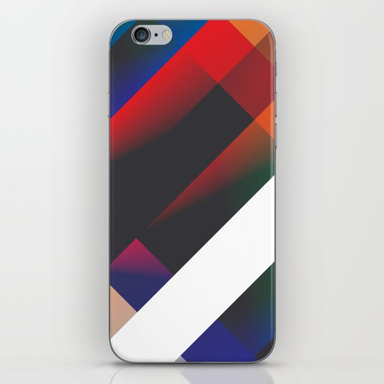 edacious. iPhone & iPod Skin