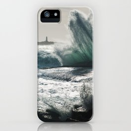 Launching Seas iPhone Case