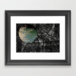 Experimental Photography#11 Framed Art Print