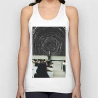 study Tank Tops featuring study by Ashley Moye