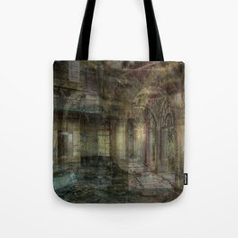 Corners of Your Mind Tote Bag