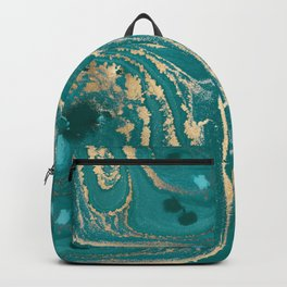 Fluid Gold Backpack