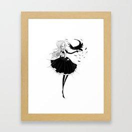 Charlotteandnameless Framed Art Print
