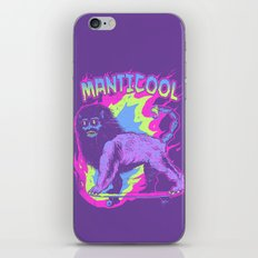 Manticool iPhone Skin