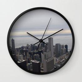 willis tower Wall Clock