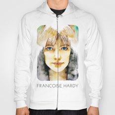 Francoise Hardy Hoody