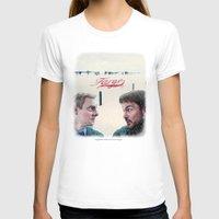 fargo T-shirts featuring Fargo tv serie by Magdalena Almero