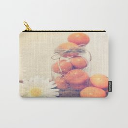 Oh, Clementine Carry-All Pouch