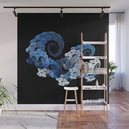 Sea wave Wall Mural