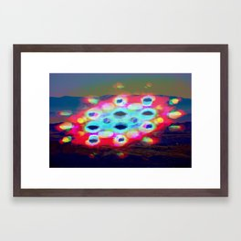 Neurotoxicity Framed Art Print