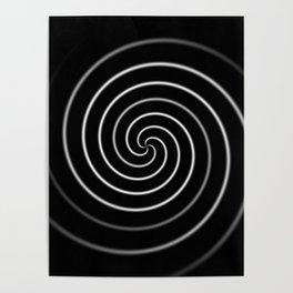 Licorice Swirl Poster