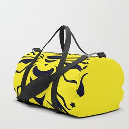 Save the bumblebee by #Bizzartino Duffle Bag