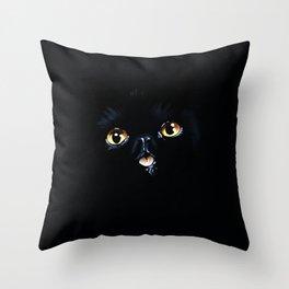 Duffy Derp Throw Pillow