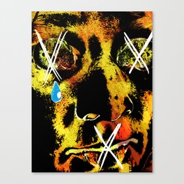 Odd Ball Canvas Print