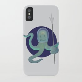 Lil Alien - Squiddy  iPhone Case
