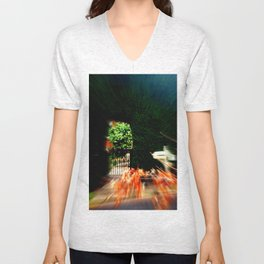 What's behind the Hedge? Unisex V-Neck
