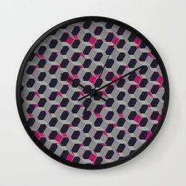 3D GEO Deco X 2 Wall Clock