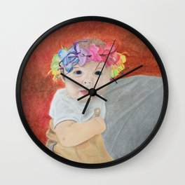 The Gavinator Wall Clock