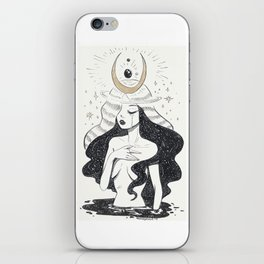 The High Priestess iPhone Skin