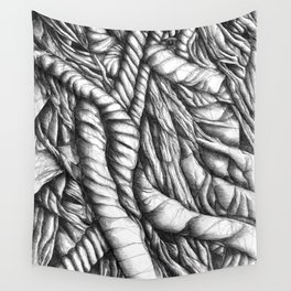 Freedom and restraint Wall Tapestry