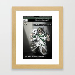 GUA Comic Book 1 Framed Art Print