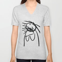 My mom is not ugly ! Collection Unisex V-Neck