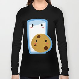 Milk and Cookie Long Sleeve T-shirt