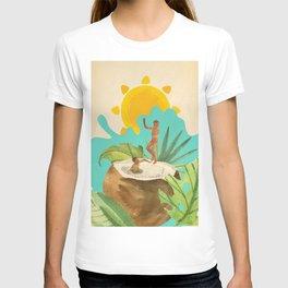 Coconut Milk Party T-shirt