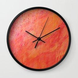 Nebulae Wall Clock
