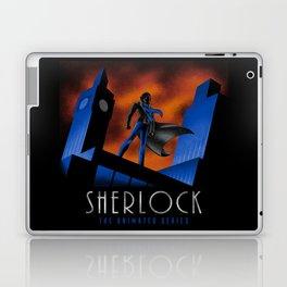 Sherlock Cartoon Laptop & iPad Skin