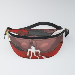 Fuck the Evil Out Fanny Pack