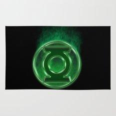 Green Lantern Spectre Rug