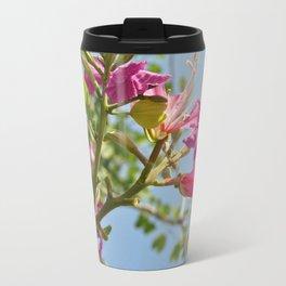 Romantic flowers Travel Mug