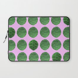 Turtle Shell Pink Laptop Sleeve