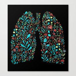 lung life Canvas Print