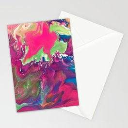 Candy Blast 1 Stationery Cards