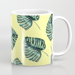 tamarind leaf pattern Coffee Mug