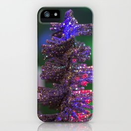 Colorful Christmas Tree iPhone Case