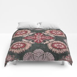 Trompe l'oeil #2 Comforters